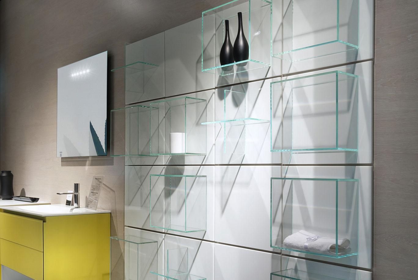 Summa - Info - Bagno, Design, Arredobagno, Arredamento bagno, Arredobagno moderno, Specchi, LED ...