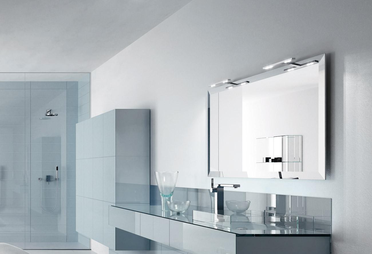 Diamant info bagno design arredobagno arredamento bagno arredobagno moderno specchi - Specchio senza cornice ...