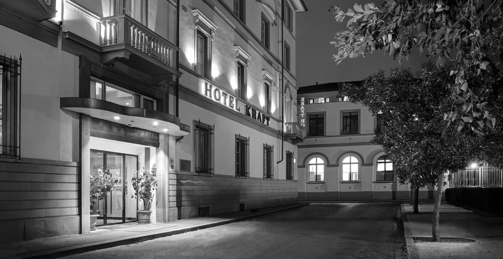 Artelinea collaboration: Hotel Kraft in the center of Florence